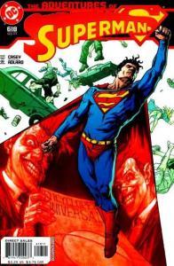 Adventures of Superman (1987 series) #618, NM (Stock photo)