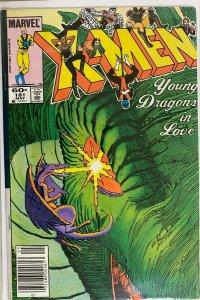 X-men #181 NS 4.0 VG (1984)