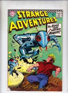 Strange Adventures #197 (Feb-67) VG/FN+ Mid-Grade