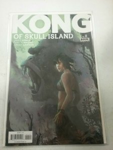 Kong of Skull Island #11 BOOM STUDIOS 2017 COVER A 1ST PRINT NW157