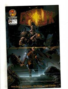 13 Comics Crux # 14 15 16 17 18 19 20 21 22 23 WildC.A.T.S. # 1 2 4 Sealed RB16