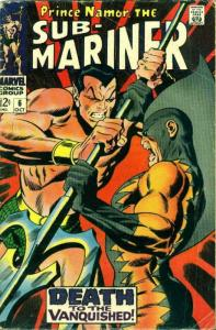 Sub-Mariner, The (Vol. 2) #6 FN; Marvel | save on shipping - details inside