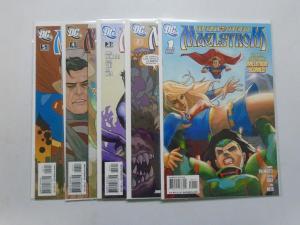 Superman Supergirl Maelstrom Set:#1-5, 8.0/VF (2008)