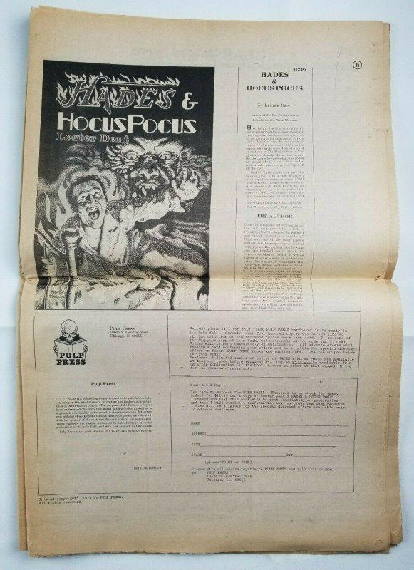 Buyers Guide For Comic Fandom #305 Sept 1979 Alan Light - Steve Lightle Cover VG