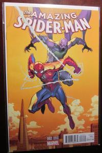 Amazing Spider-Man (2015 4th Series) #2C, VF
