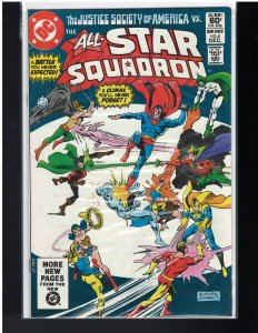All-Star Squadron #4 (DC, 1981) NM-