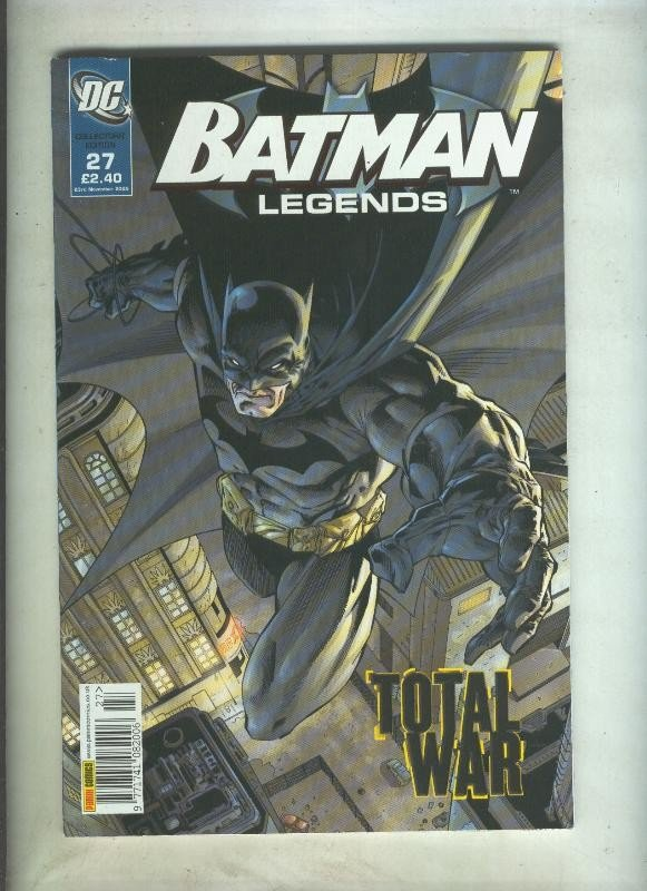 Batman Legends volumen 1 numero 27