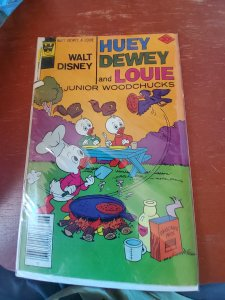 Huey, Dewey and Louie Junior Woodchucks #44 (1977)