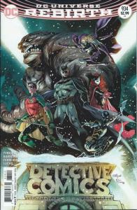 Detective Comics #934 (2nd) VF/NM; DC | save on shipping - details inside