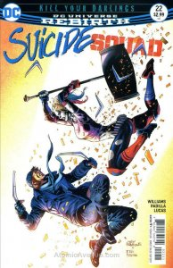 Suicide Squad (4th Series) #22 VF/NM; DC   save on shipping - details inside