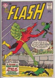 Flash, The #143 (Mar-64) VG+ Affordable-Grade Flash