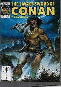 Savage Sword of Conan #171 (Marvel, 1990)
