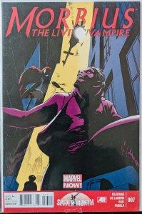 Morbius: The Living Vampire #7 (2013)