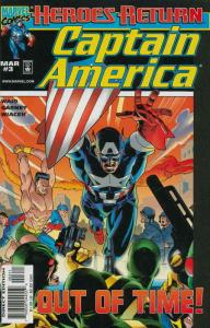 Captain America (3rd Series) #3 VF/NM; Marvel | save on shipping - details insid