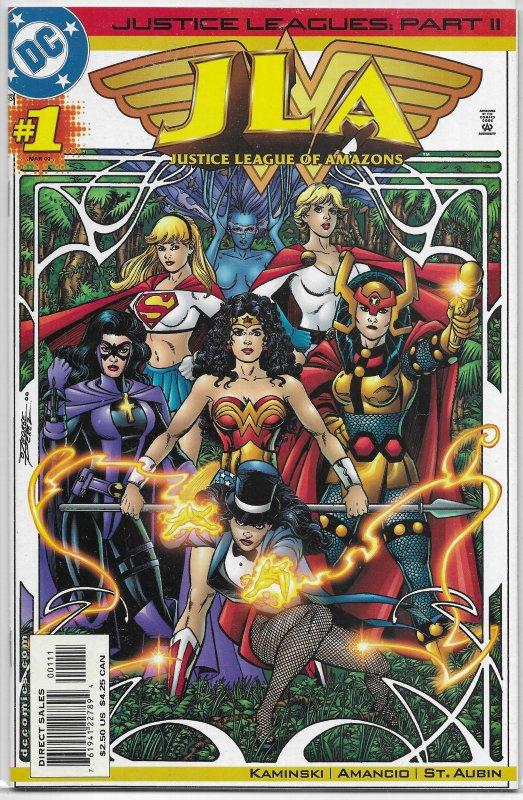 Justice Leagues (2001) parts 1-6