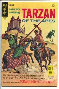 Tarzan #177 1968-Gold Key-Edgar Rice Burroughs-Tarzan Lord of The Jungle-Russ...