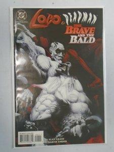 Lobo Deadman The Brace and the Bald #1 6.0 FN (1995)