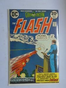 Flash (1st Series DC) #224, 6.0 (1973)