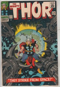 Thor, the Mighty #131 (Aug-66) FN/VF High-Grade Thor, Hercules