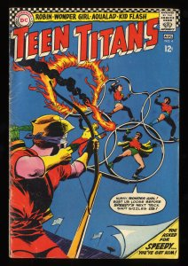 Teen Titans #4 VG 4.0 DC Comics