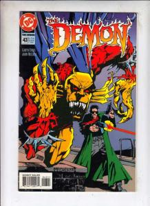 Demon, The #43 (Jan-94) NM- High-Grade Jason Blood