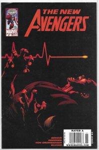 New Avengers (vol. 1, 2005) #57 FN Bendis/Immonen, Wrecking Crew