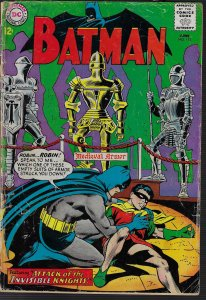 Batman #172 (DC, 1965) FR/GD
