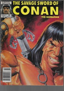 Savage Sword of Conan #130 (Marvel, 1986)