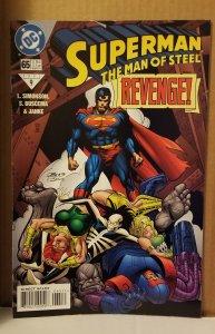 Superman: The Man of Steel #65 (1997)