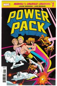 True Believers Power Pack #1 (Marvel, 2019) NM