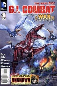 G.I. Combat (2012 series) #1, NM + (Stock photo)