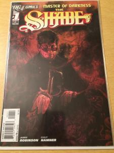 The Shade: Master of Darkness #1