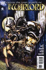 Warlord (5th Series) #6 VF; DC | save on shipping - details inside