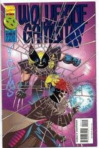Wolverine / Gambit: Victims #2 (Oct 1995, Marvel)