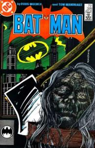 Batman (1940 series) #399, NM- (Stock photo)