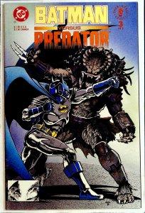 Batman Versus Predator #3 (1992)