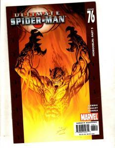 12 Ultimate Spider-Man Marvel Comics # 76 77 78 79 80 81 82 83 84 85 86 87 CJ10