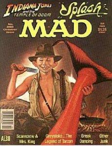 Mad (1952 series) #250, VF+ (Stock photo)