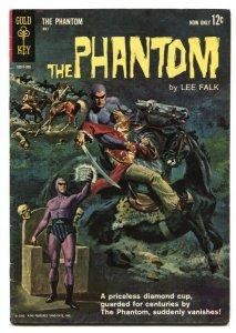 Phantom #3 1962-Gold Key-comic book FN-