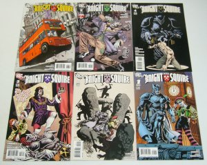 Knight and Squire #1-6 VF/NM complete series - dc comics - paul cornell set lot