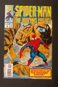 Spider-Man: The Arachnis Project #2 September 1994