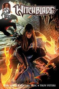 Witchblade #145, NM- (Stock photo)