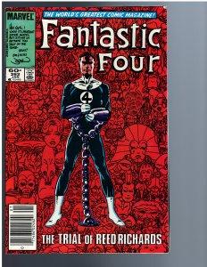 Fantastic Four #262 (1984)