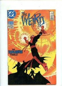 WEIRD #4, VF/NM, Bernie Wrightson, Jim Starlin, DC 1988  more DC in store