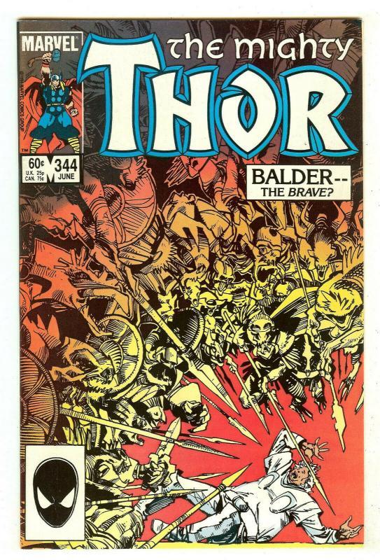Thor 344   1st Malekith the Accursed