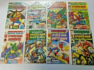 Bronze Age Marvel Team-Up Lot From: #49-89 26 Different Average 7.0 (1976-1979)