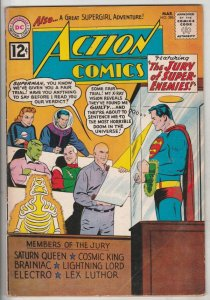 Action Comics #286 (Mar-62) VG/FN Mid-Grade Superman, Supergirl