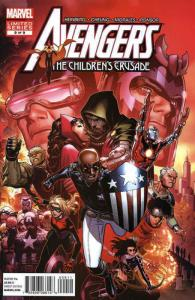 Avengers: The Children's Crusade #9 VF/NM; Marvel | banned gay kiss issue