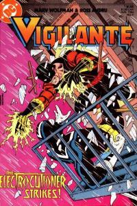 Vigilante (1983 series) #9, NM- (Stock photo)