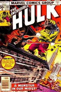 Incredible Hulk (1968 series) #208, VF- (Stock photo)